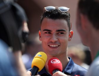 "Pascal Wehrlein: ""I try not to focus too much on the future because that may distract me"""