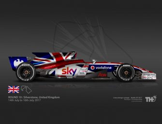 Grand Prix liveries by Tim Holmes