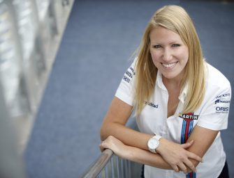 Q&A with Sophie Ogg, Williams F1's head of communications