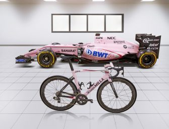 WyndyMilla to supply Sahara Force India with custom bikes