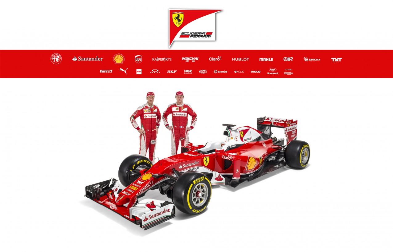 Marlboro Scuderia Ferrari Sponsorship Paddock Magazine