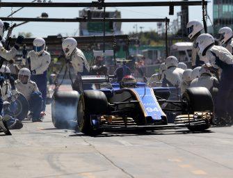 Flex-Box becomes Race Partner of the Sauber F1 Team