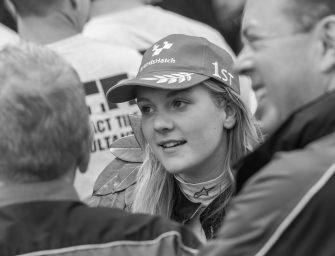Moving On Up: Katie Milner