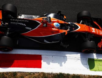 McLaren Honda & Hookit sign long-term partnership