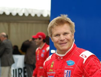 Mika Salo: six races for the Prancing Horse