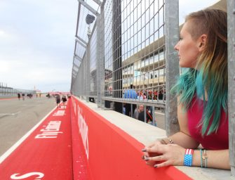 """Jess Shanahan: """"Anyone who has F1 as their goal can hop in a car and start that journey"""""""
