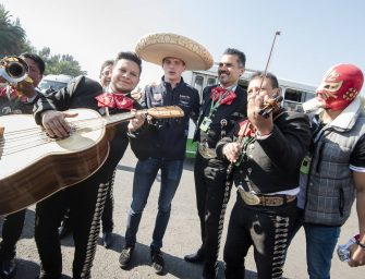 Mexican Style Ride with Max Verstappen