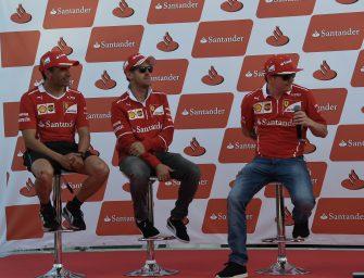 Scuderia Ferrari loses Santander sponsorship