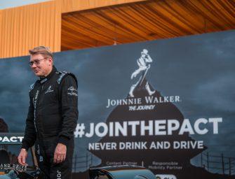 Travel Story: Mika Hakkinen in Dehli