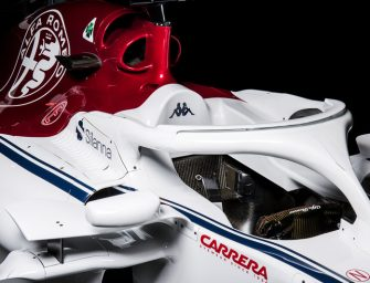 Kappa becomes Official Partner of the Alfa Romeo Sauber F1 Team