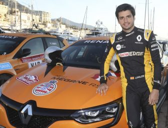 Carlos Sainz makes Rallye Monte-Carlo debut