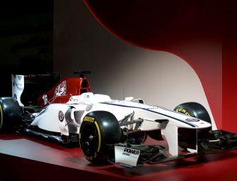 Garage Italia partners with the Alfa Romeo Sauber F1 Team