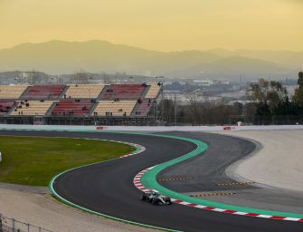 Formula 1 testing Barcelona 6 to 9 March 2018