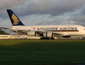 Singapore Airlines extends title sponsorship of Formula 1 Singapore Grand Prix
