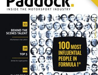 2020 Paddock Magazine F1 Power List