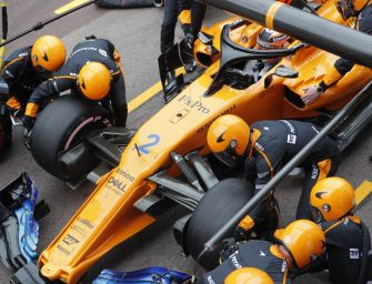 McLaren signs sponsorship deal with FxPro