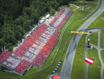 Eyetime becomes title sponsor of the Austrian Grand Prix