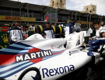 Williams Martini Racing announce a new partnership with Omnitude