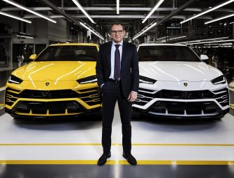 "Stefano Domenicali: ""This is a game changer for Lamborghini"""