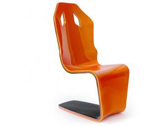 F1 Carbon Fiber Lounge Chair