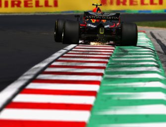 Daniel Ricciardo wins driver of the day after rapid surge from 16th to P4