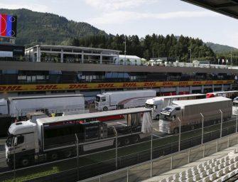 DHL and Formula 1