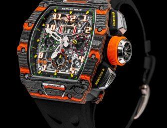 Richard Mille 11-03 McLaren Watch