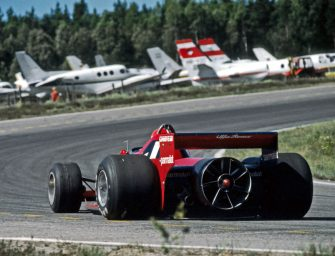History Column: The Brabham fan car