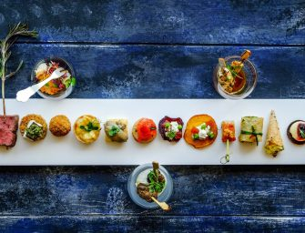 Absolute Taste: The food that fuels Formula 1