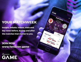 A new platform for football fans by Fantastec