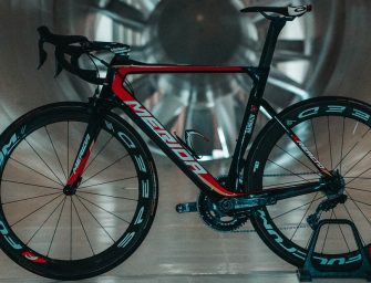 McLaren Group partners with Bahrain Merida Pro Cycling team