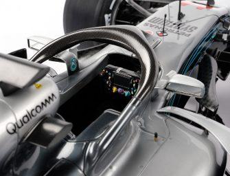 Mercedes-AMG F1 W09 EQ Power+ by Memento Exclusives