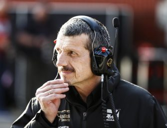 "Guenther Steiner: ""We always keep a good vibe going, because we're still a new team"""