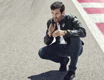 Mark Webber's love for watches and motorsport
