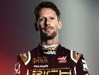 "Romain Grosjean: ""We are here to compete"""