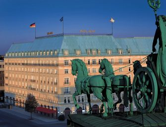 Checking Out: Hotel Adlon Kempinski Berlin