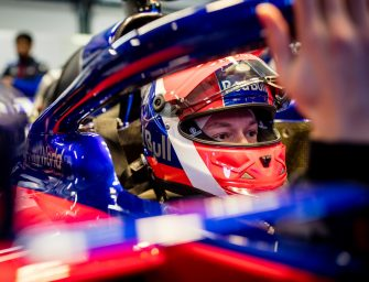 "Daniil Kvyat: ""I didn't think twice about going back to Toro Rosso"""