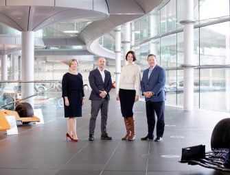 McLaren Racing and Darktrace announce new partnership