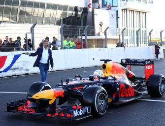 Max Visits Upgraded Zandvoort Circuit