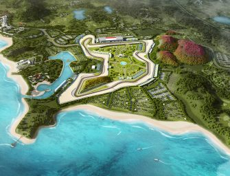 Changing the face of race circuits