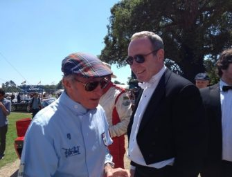 Formula 1, Goodwood, and good music