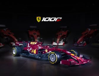 Tuscan Grand Prix Ferrari 1000 – Ferrari goes back to its roots with the livery for its 1000th GP