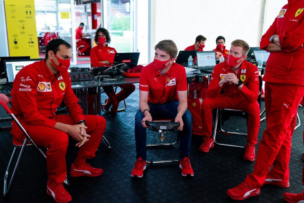 Callum Ilott | Mick Schumacher | Robert Shwartzman | Eifel Grand Prix