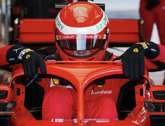 Road to F1 – Fiorano test for Mick, Callum and Robert