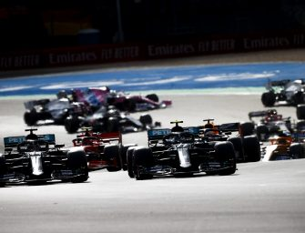 The Formula One Circus Returns To Portugal