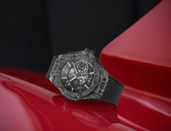 Hublot Big Bang Ferrari 1000th GP