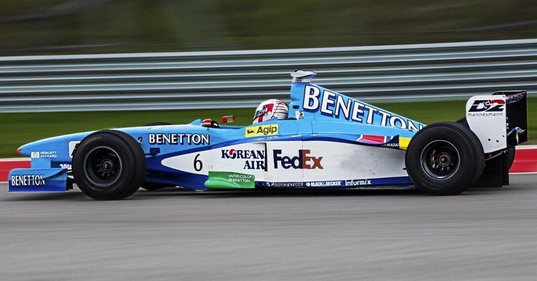 FedEx and Formula 1