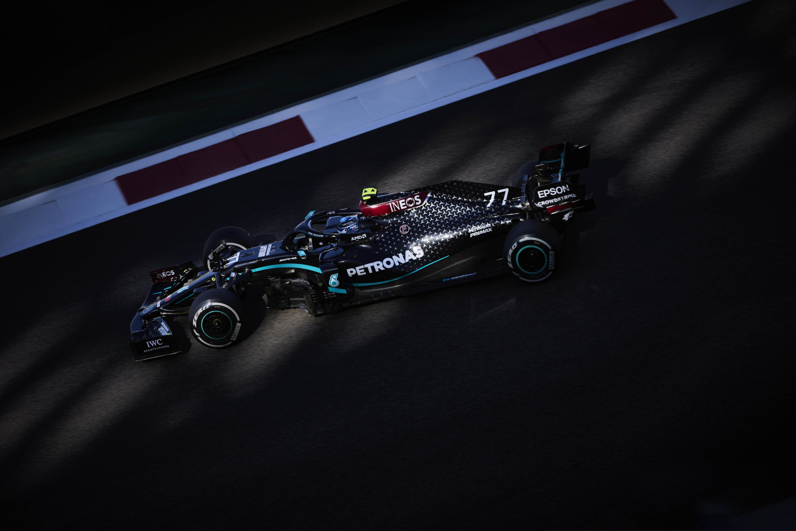 2020 Abu Dhabi Grand Prix, Friday - Steve Etherington