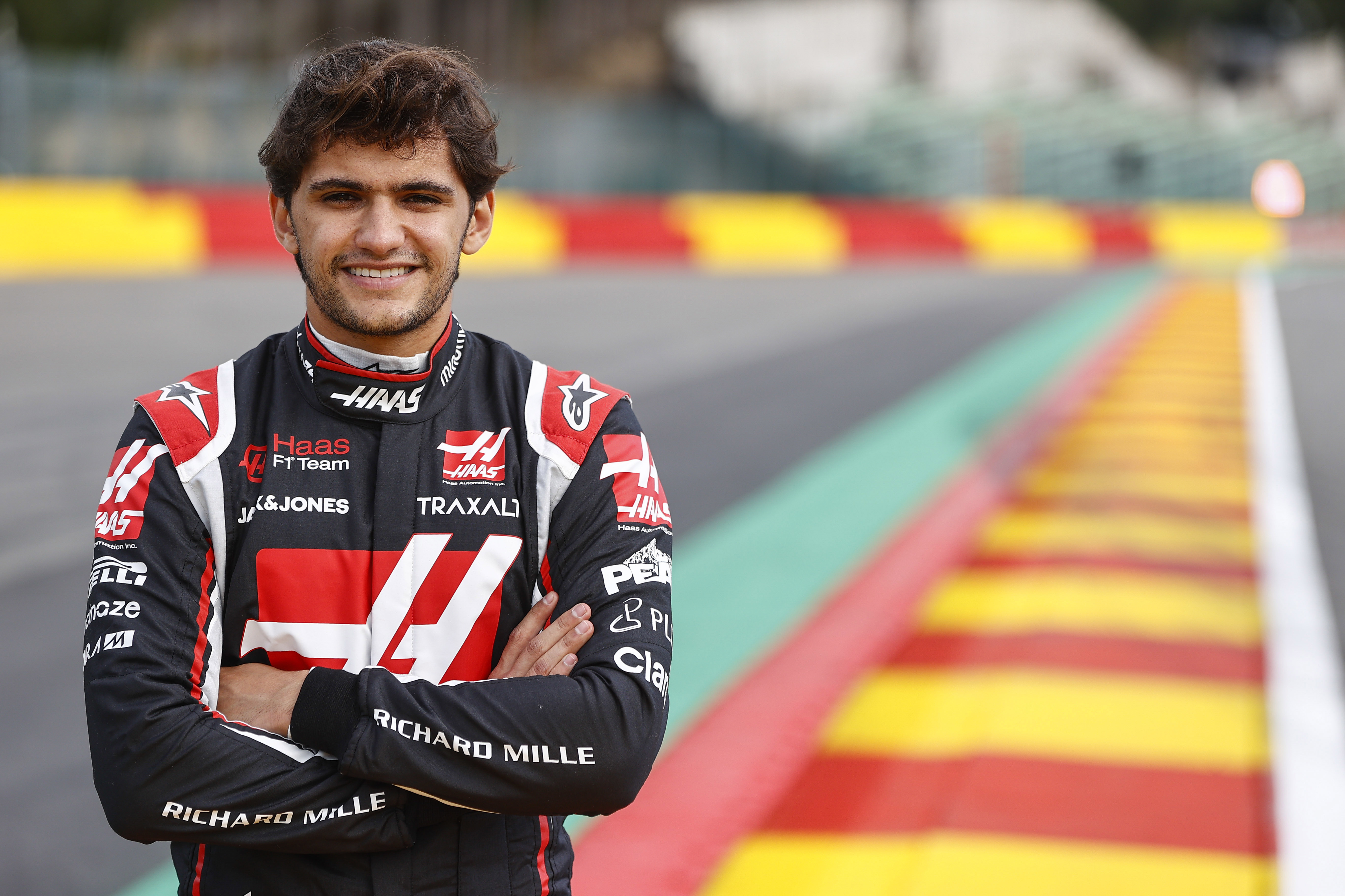Pietro Fittipaldi is racing in the F1 this  weekend