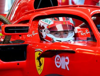 Charles Leclerc gives green light to Ferrari's 2021 season